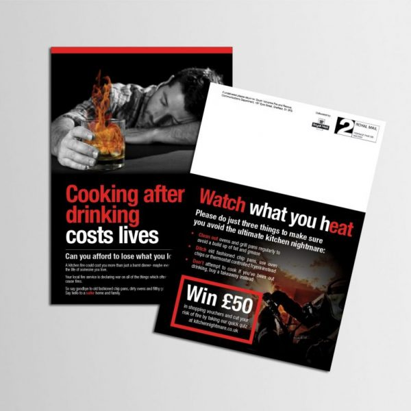 South Yorkshire Fire Mailing